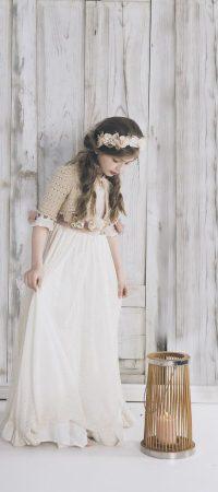 vestido comunión pamplona