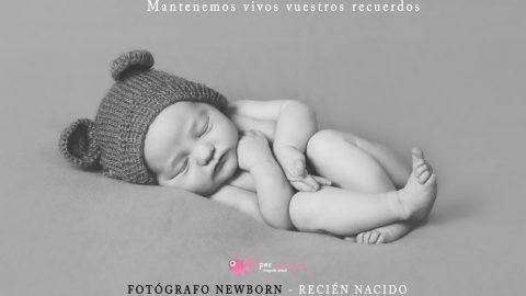 Fotógrafo Recién nacido/Información