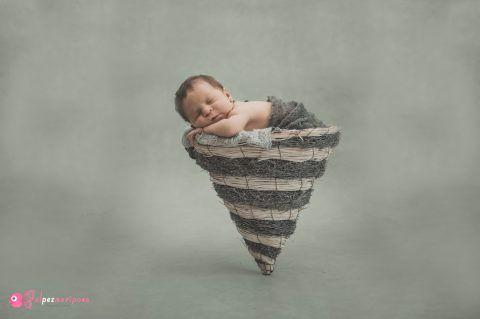 Sesión Newborn: 17 días de serenidad…