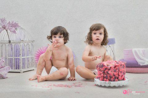 Smash cake 2 añitos