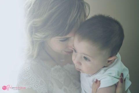 Una sesión de fotos con mamá
