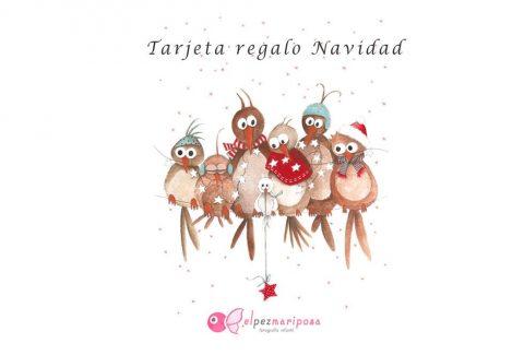 Sorprende en Navidad con nuestra tarjeta regalo