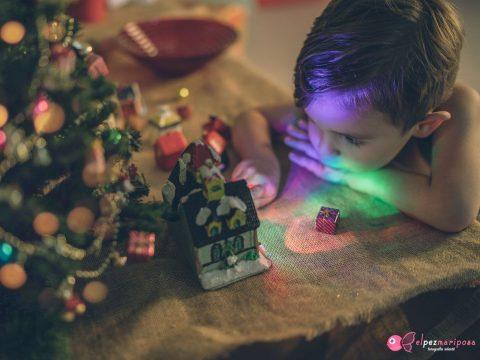 Las navidades se construyen con recuerdos
