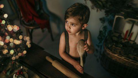 Reportaje Navidad infantil Pamplona