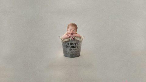 Newborn Mikel