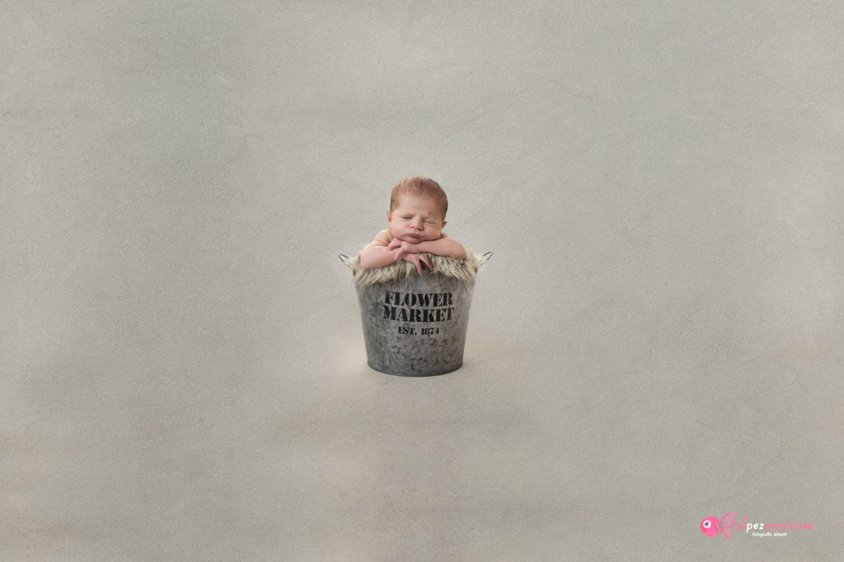 fotografo newborn pamplona