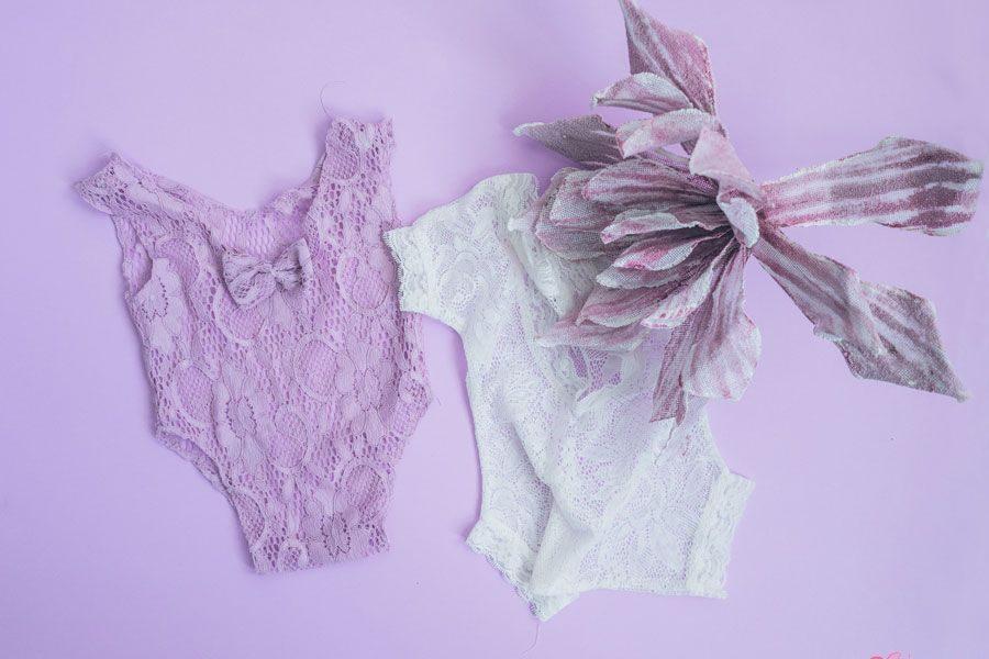 ropa newborn atrezzo