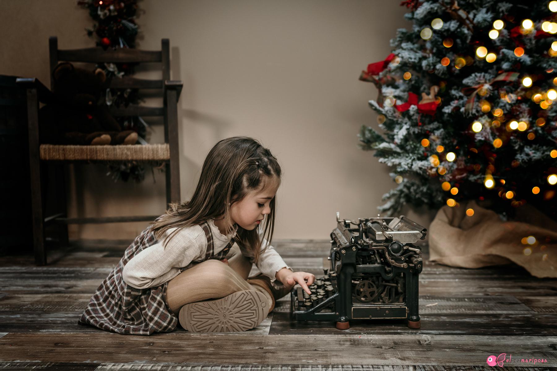 fotógrafo navidad Pamplona