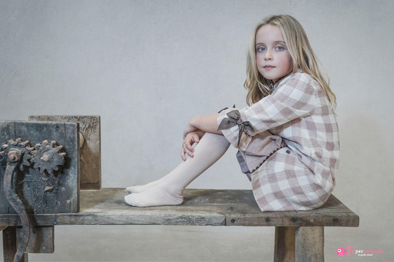 fotografía infantil retrato fineart