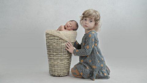 Reportaje Newborn Beñat