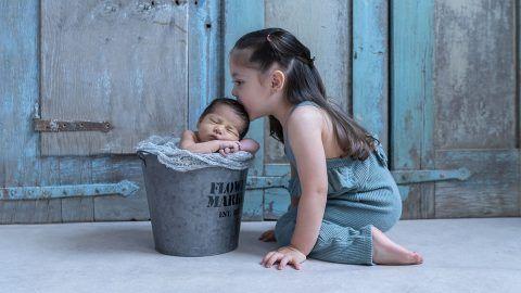Reportaje Newborn de Didac