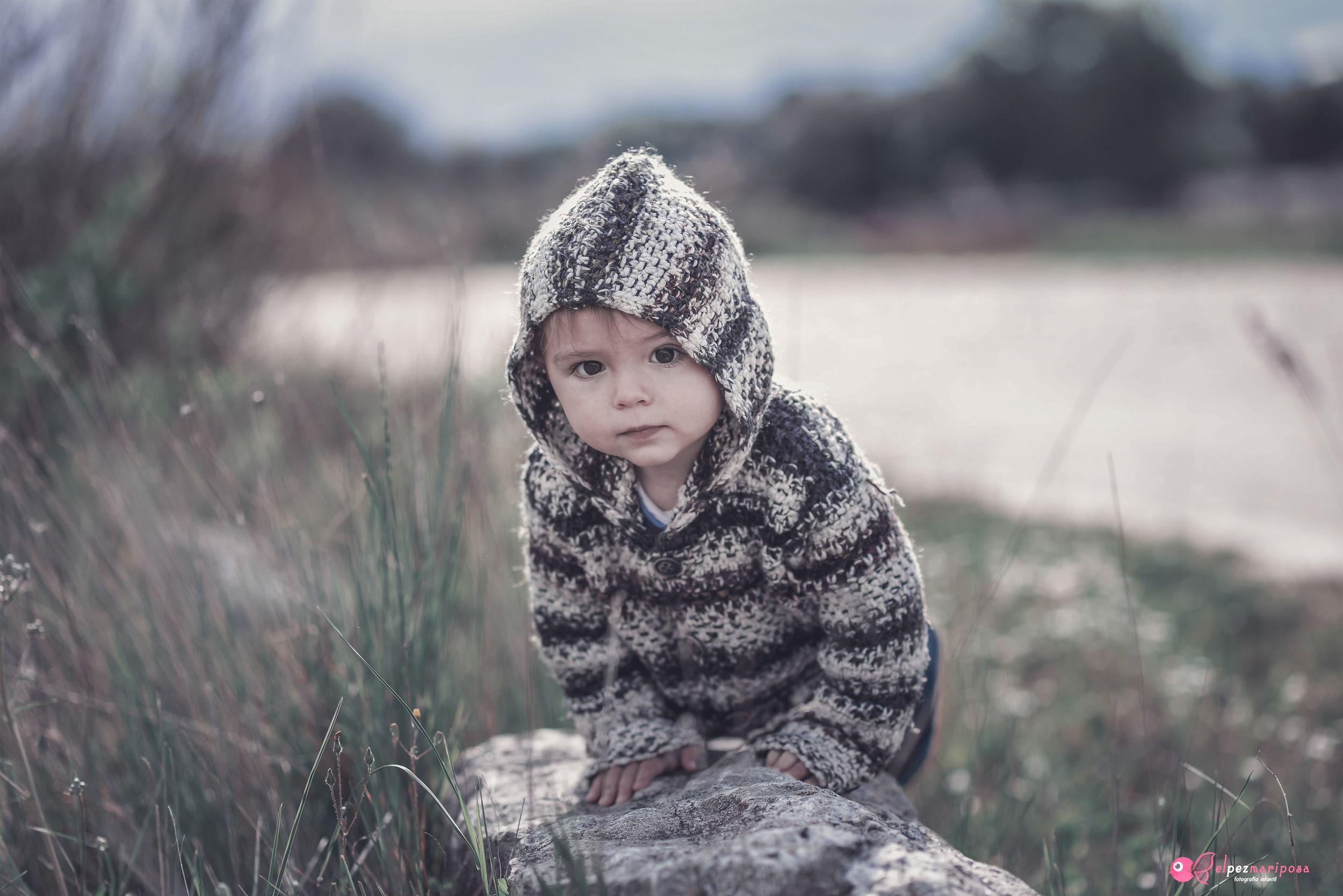 fotografía infantil Pamplona