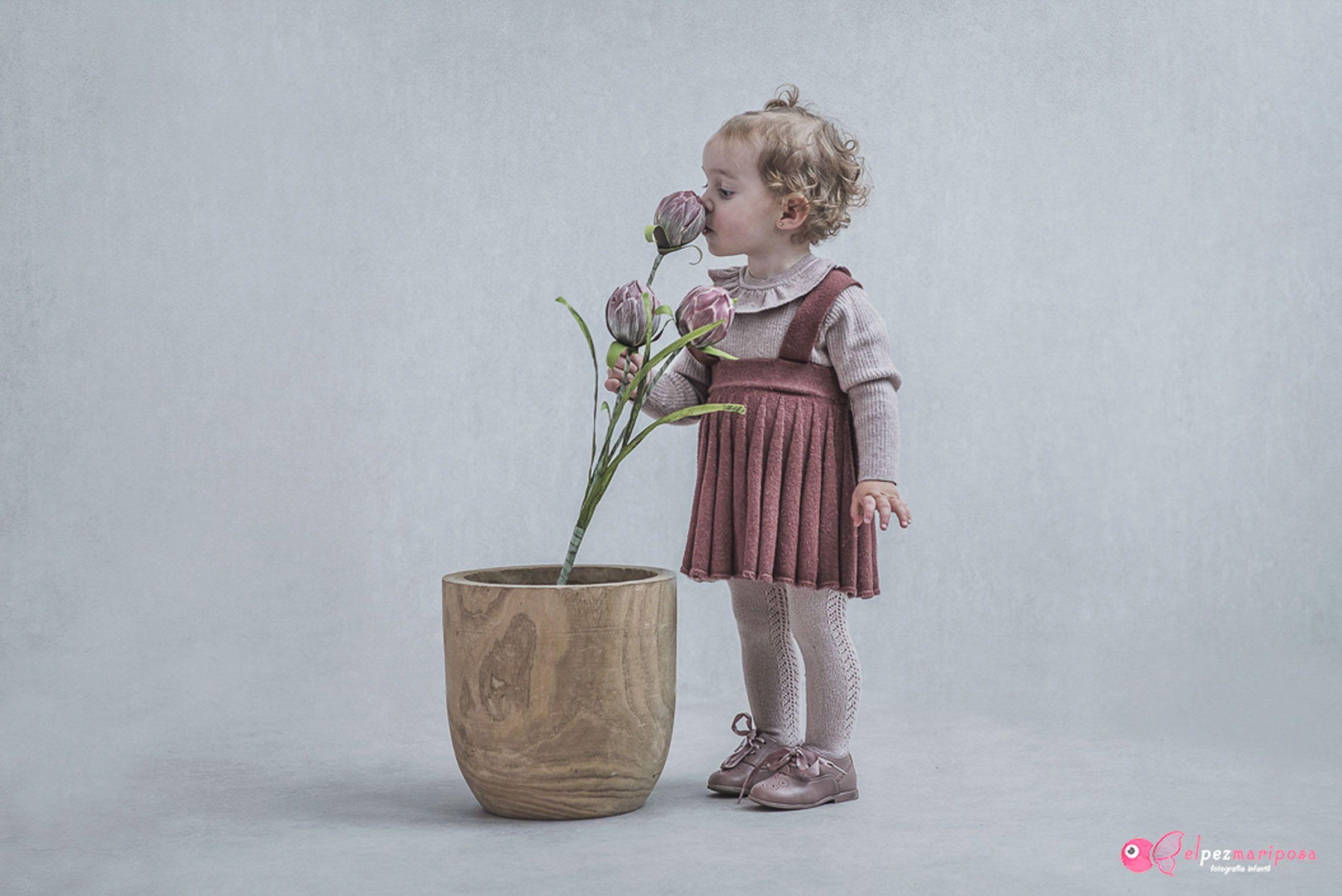fotógrafo infantil Pamplona