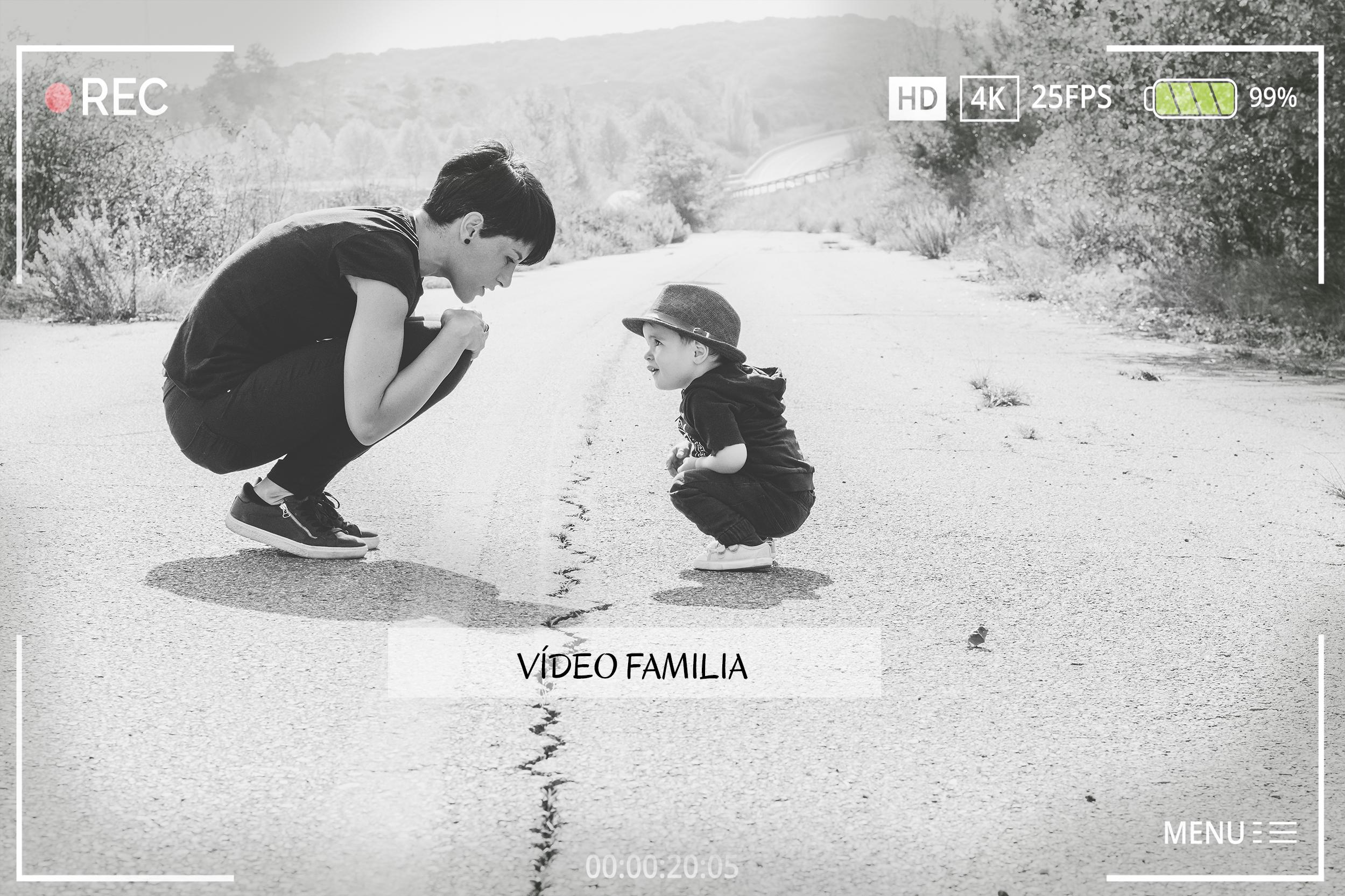 VIDEOS DE FAMILIA