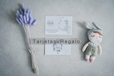 Regalos para bebés en Pamplona