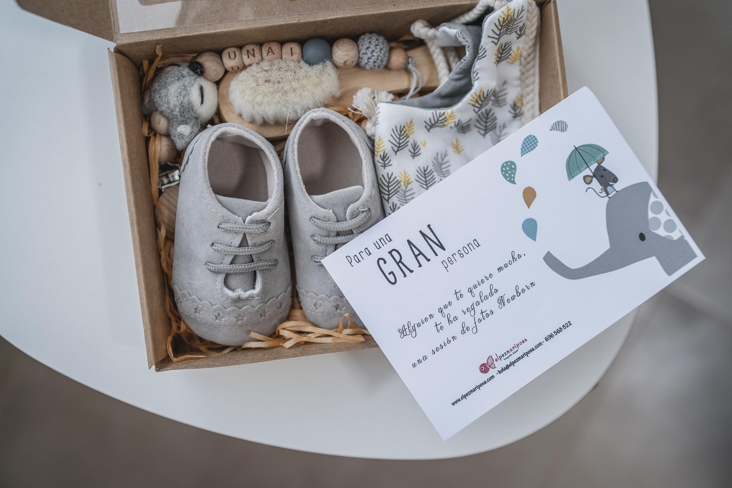 regalos bebes pamplona