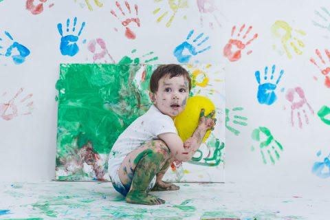 Sesiones Smash Paint