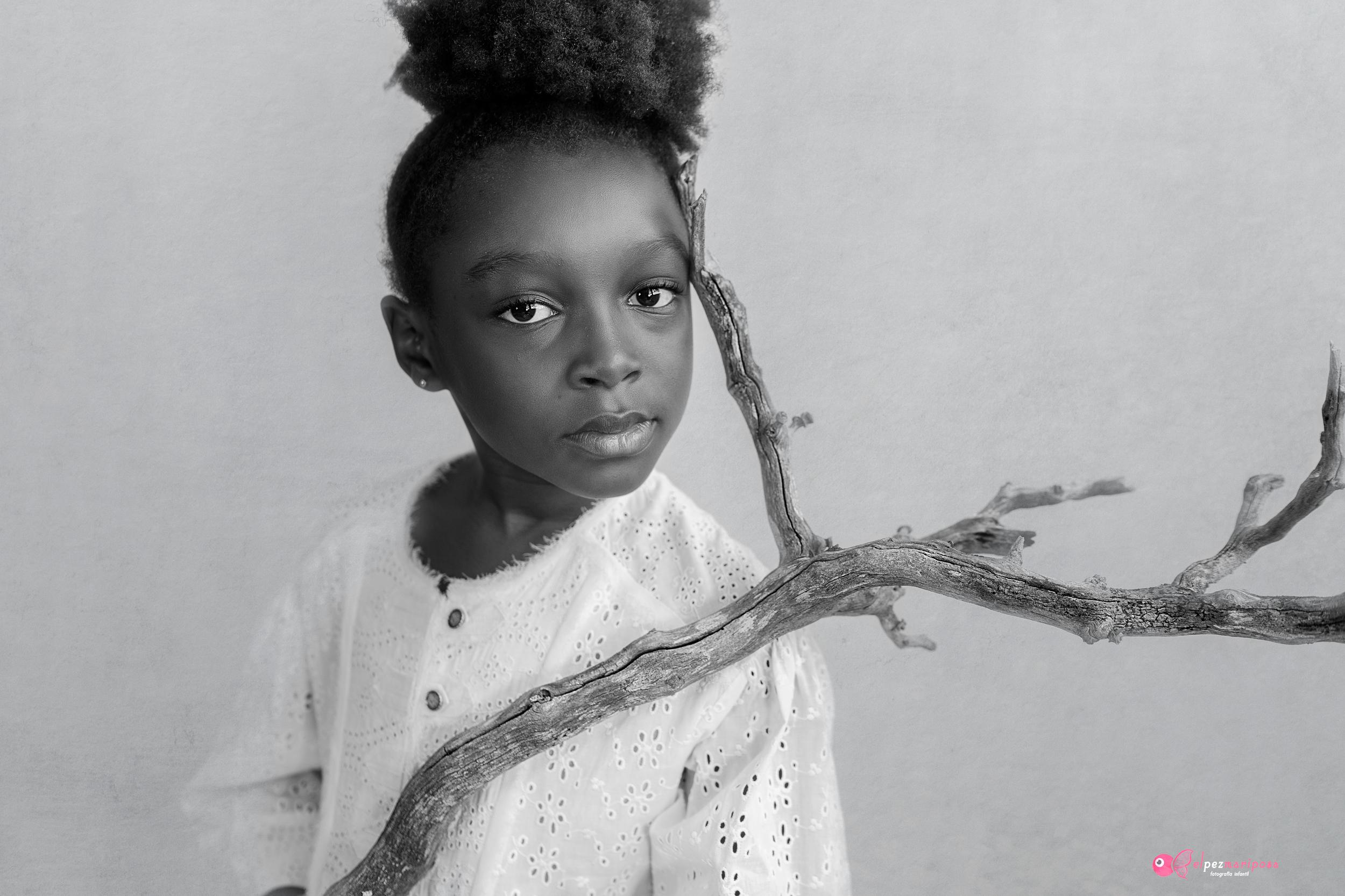 retrato infantil pamplona