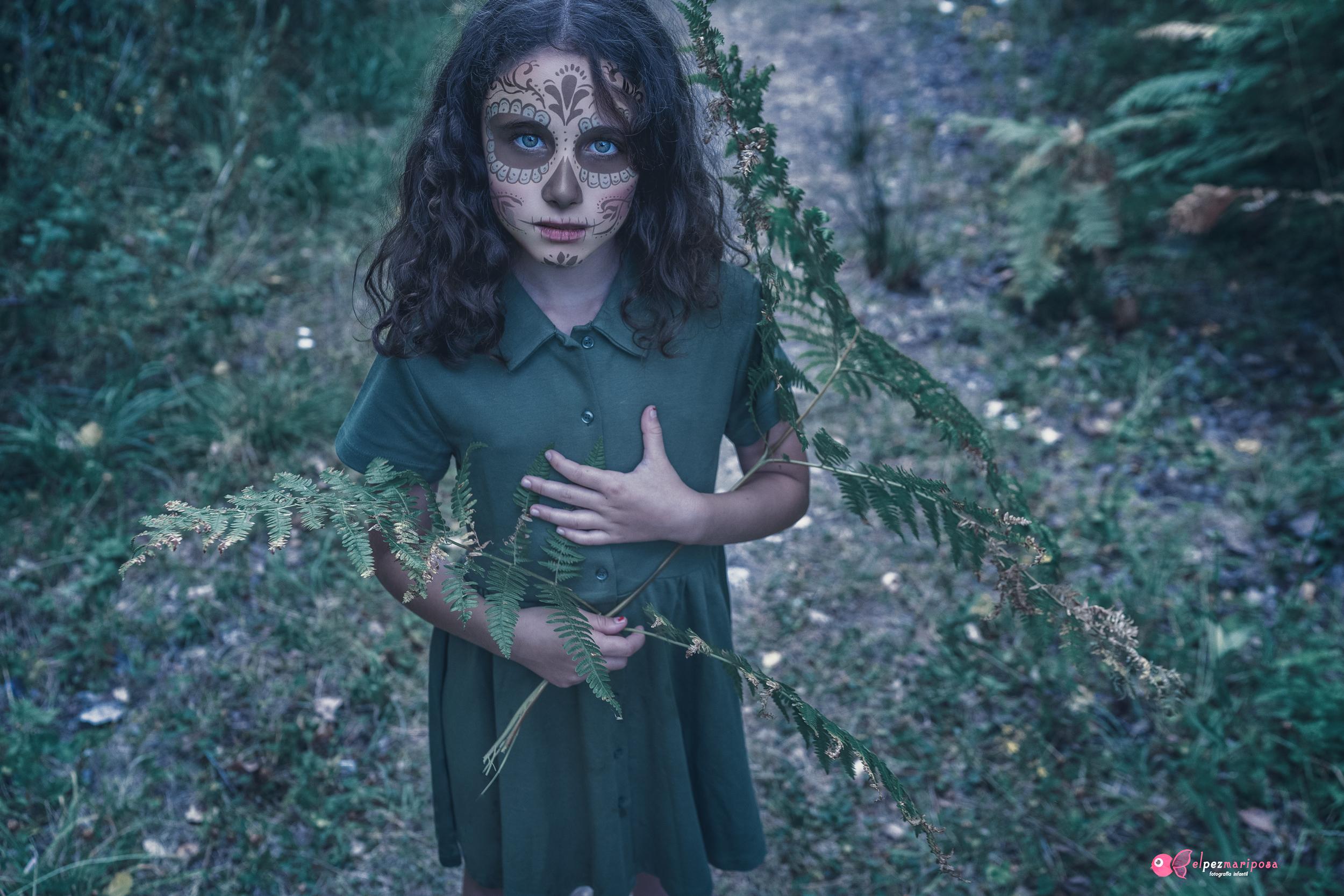 reportajes fotos halloween