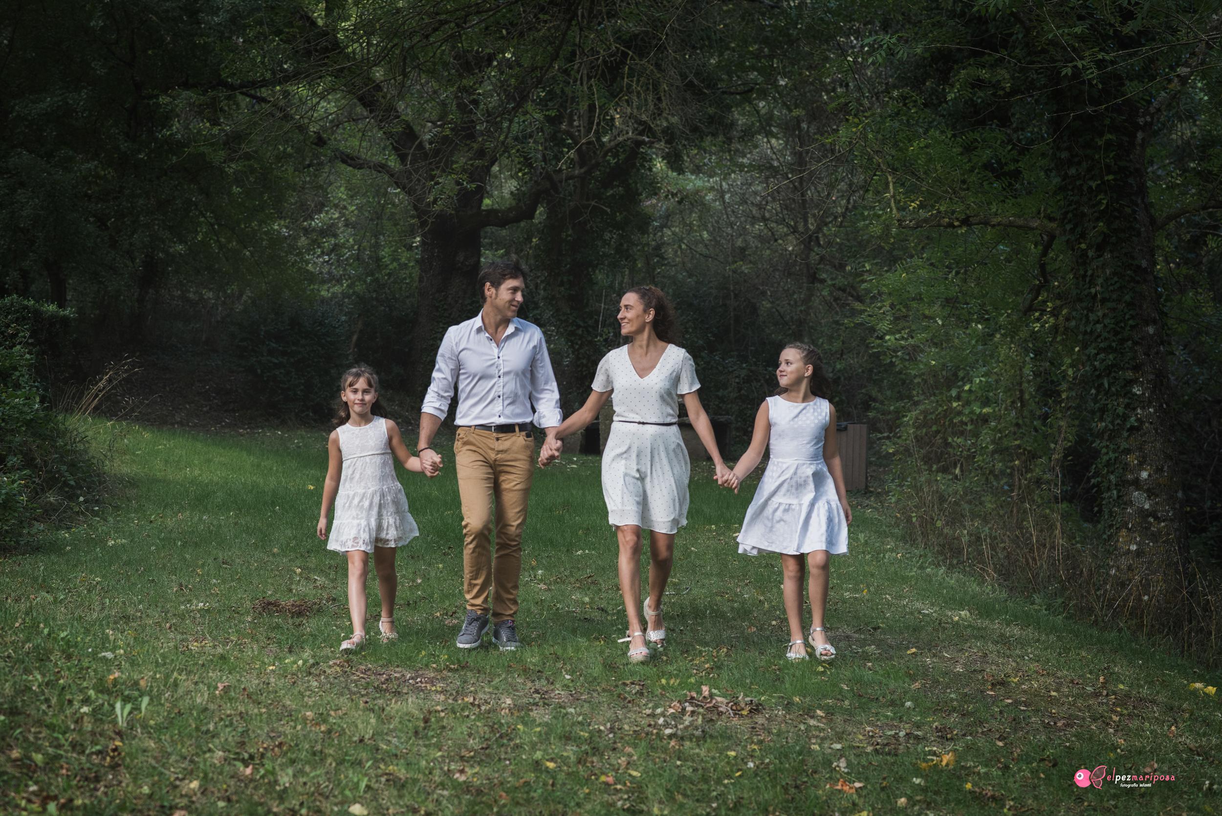 fotógrafo familias pamplona