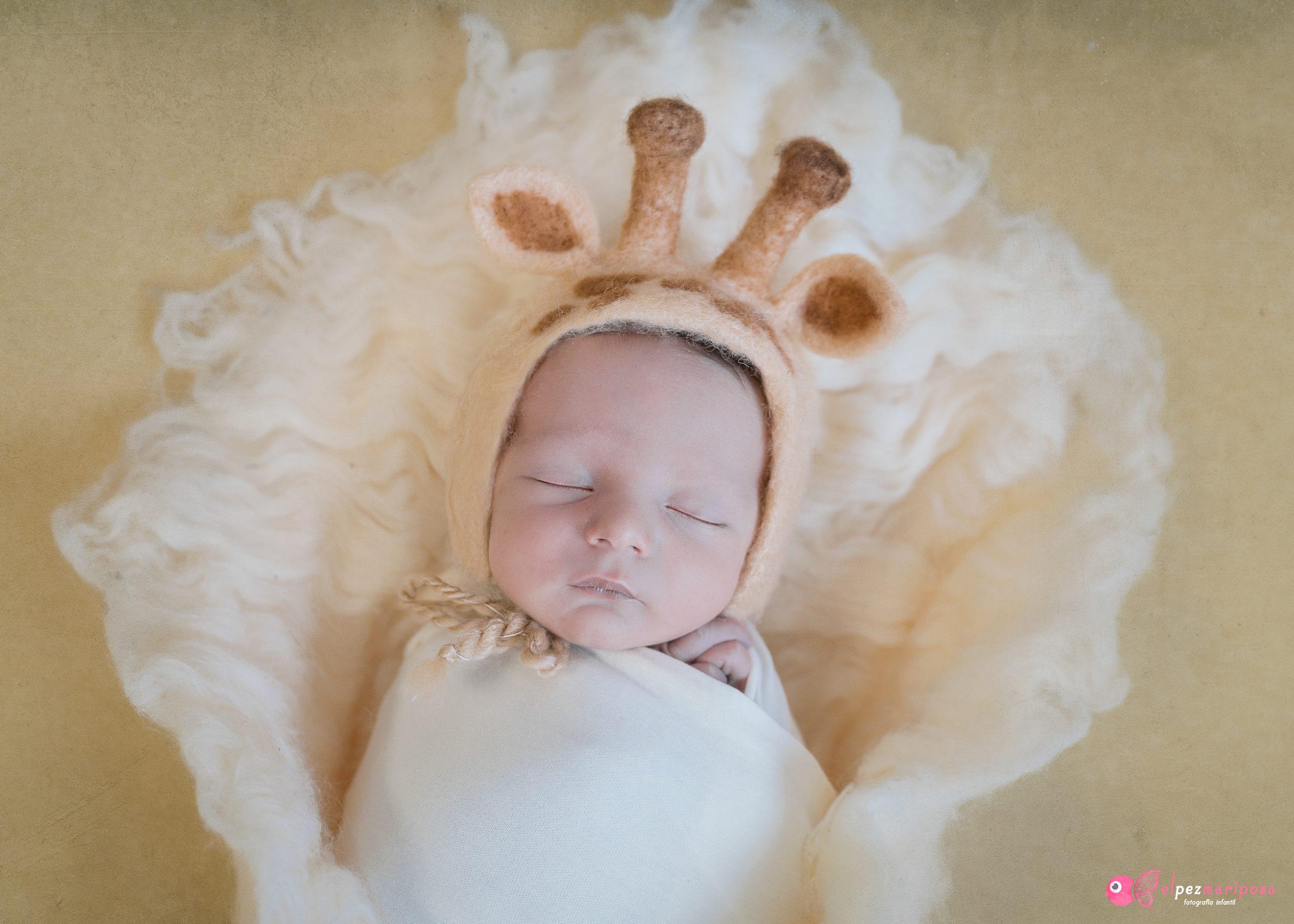 fotografo bebes pamplona