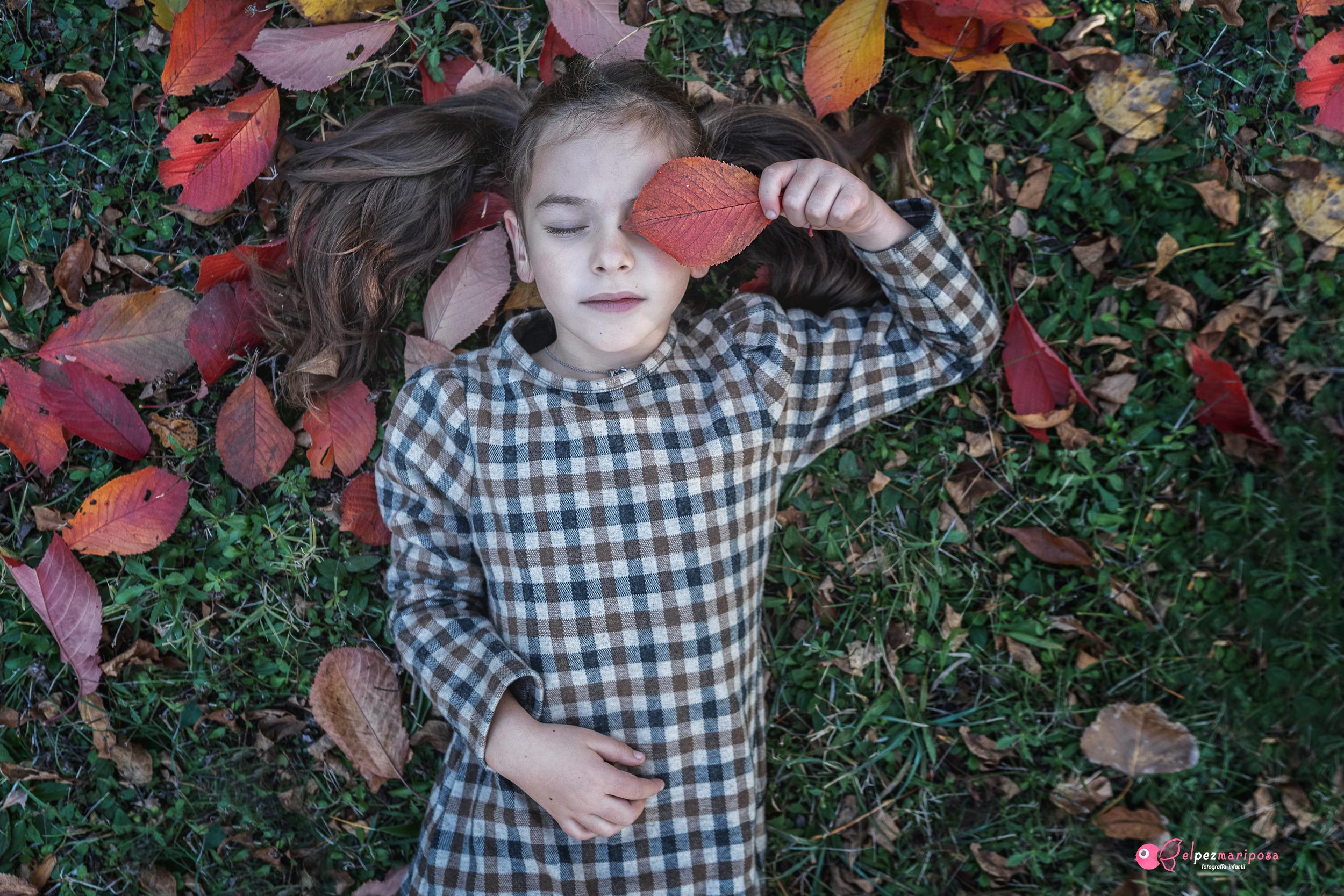 fotografia de niños Pamplona